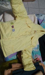 小童棉襖外套+背心 免費送你