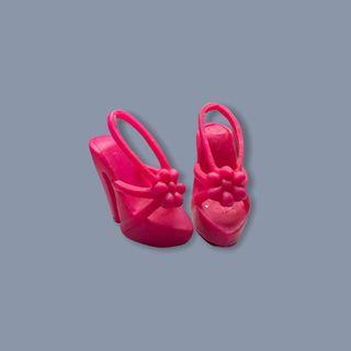 [ Barbie ] Sepatu Barbie Warna Pink