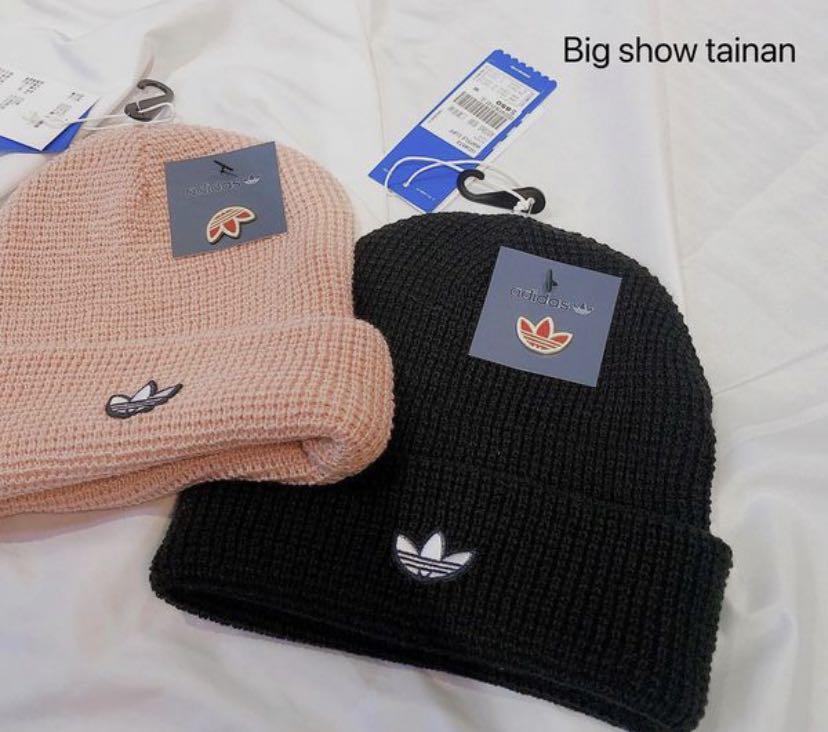 Adidas 毛帽
