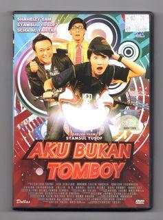 AKU BUKAN TOMBOY DVD