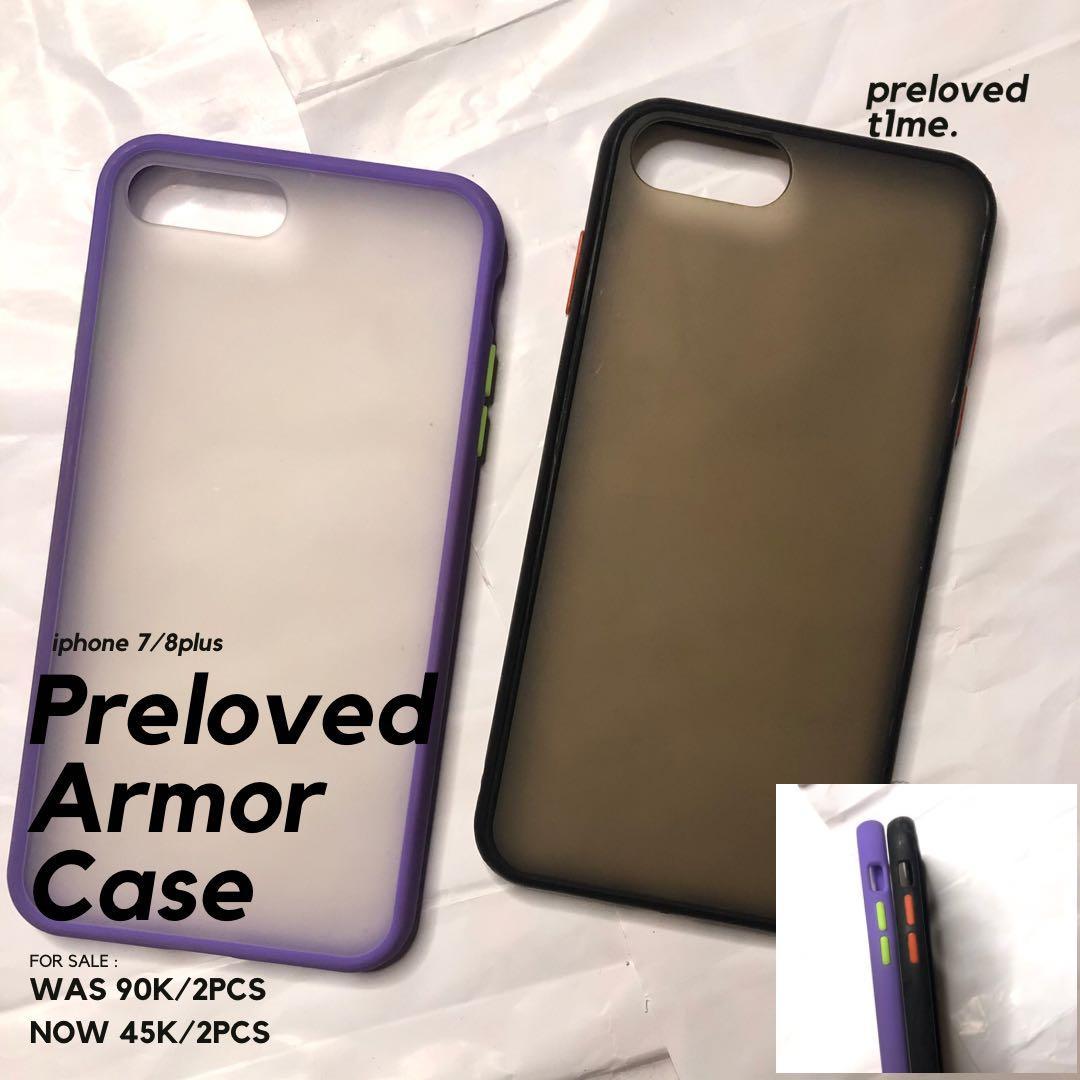 Armor Case 2Pcs