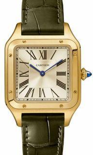 Cartier Santos Dumont Limited Edition La Baladeuse