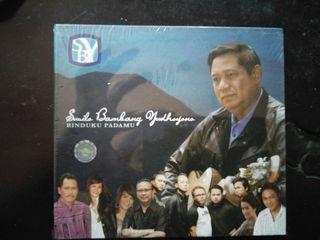 Cd musik lagu SBY