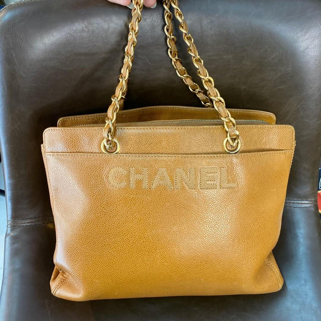 Chanel Tote bag caviar #5