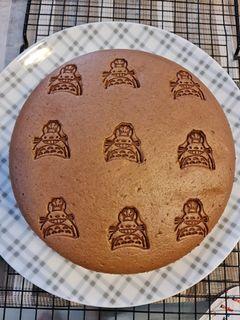 Japanesse Chocolate cheese cake