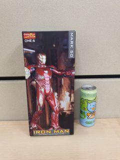 Crazy Toys Authentic Avenger Ironman Mark 50