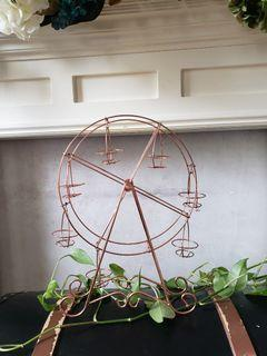 Cupcake farris wheel