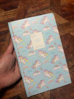 Dateless Planner 🦄 unicorn design