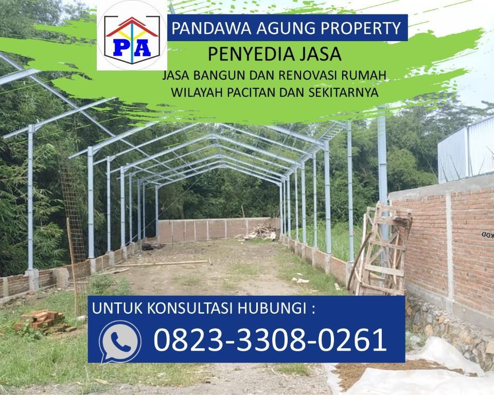 GARANSI |0823-3308-0261 | Tukang Bangunan Rumah  di Pacitan, PANDAWA AGUNG PROPERTY