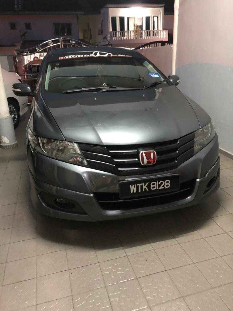 Honda City 1.5 VTEC