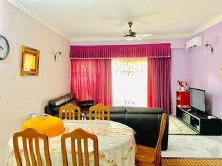 Intan Apartment Taman Setiawangsa Kuala Lumpur