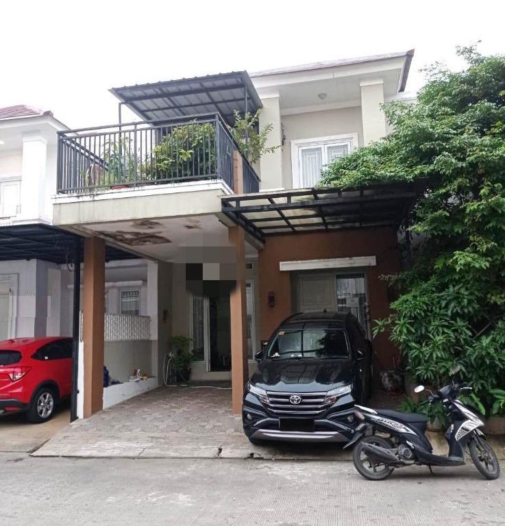 Jual Rumah Cluster Grand Melati Residence Jatimelati Kota Bekasi