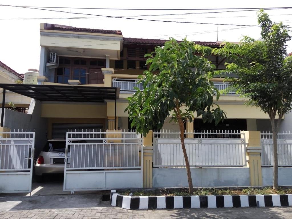 Jual Rumah Sangat Luas di Puri Indah daerah Pandugo Surabaya