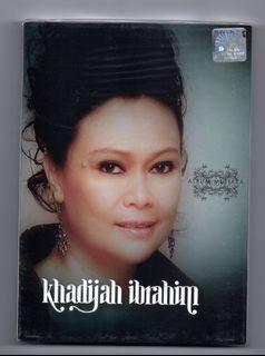 KHADIJAH IBRAHIM - ALBUM MUTIARA