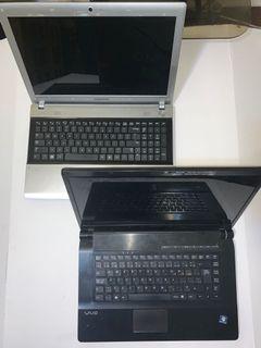 Laptops for sale! Hp, Acer, Dell, Thinkpad, Lenovo, Sony, Samsung