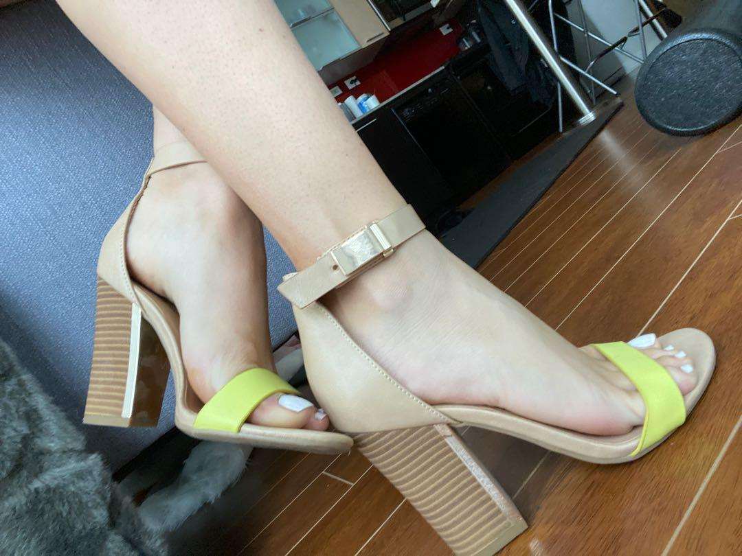 Like new sandals from Spring