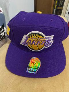Los Angeles Lakers 47brand cap