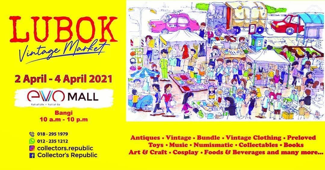 Lubok vintage  market