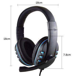 •Lucky G4 Gaming Headphones