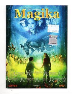 MAGIKA DVD