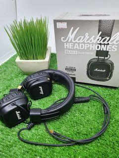 Marshall 2 (II) Major Bluetooth wireles and wired