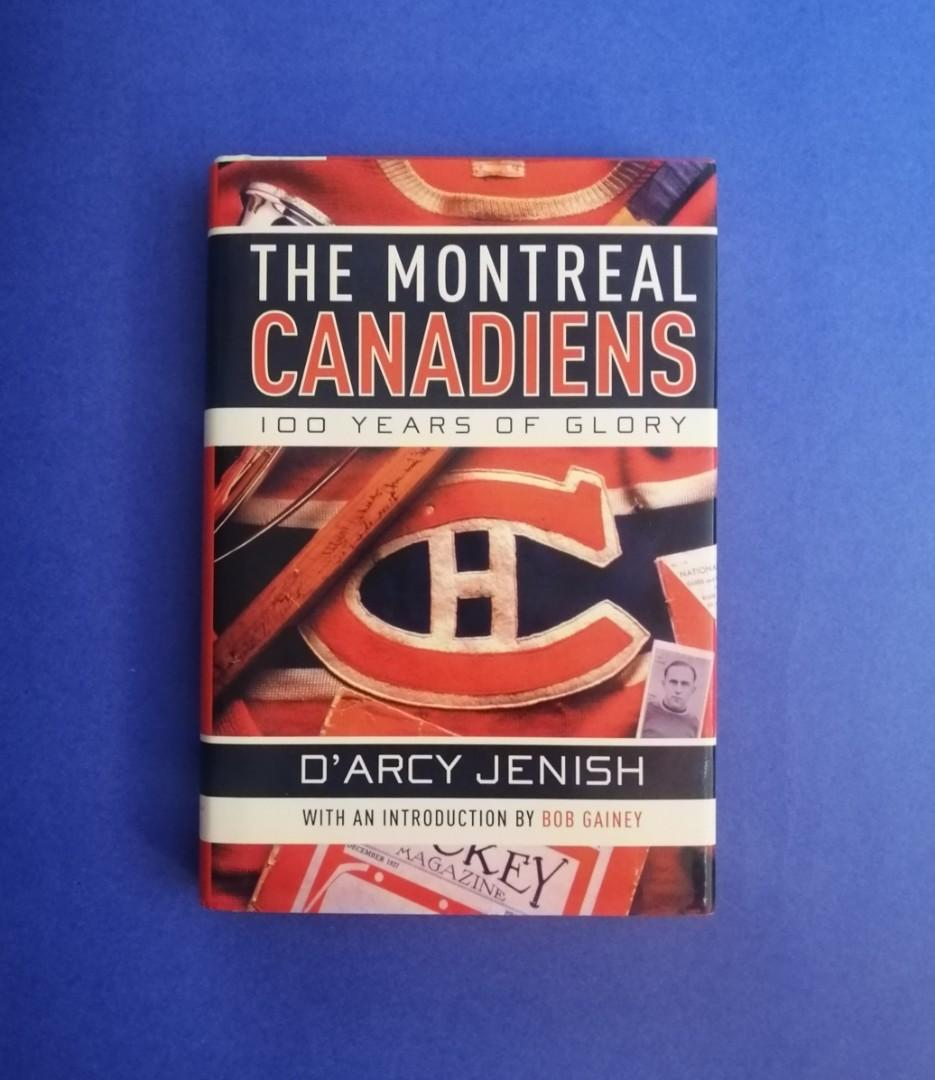 Montreal Canadiens Book