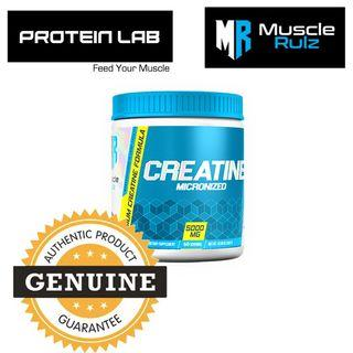 MuscleRulz Creatine Powder 300g!!!