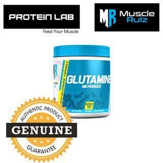 MuscleRulz Glutamine Powder 300g!!!