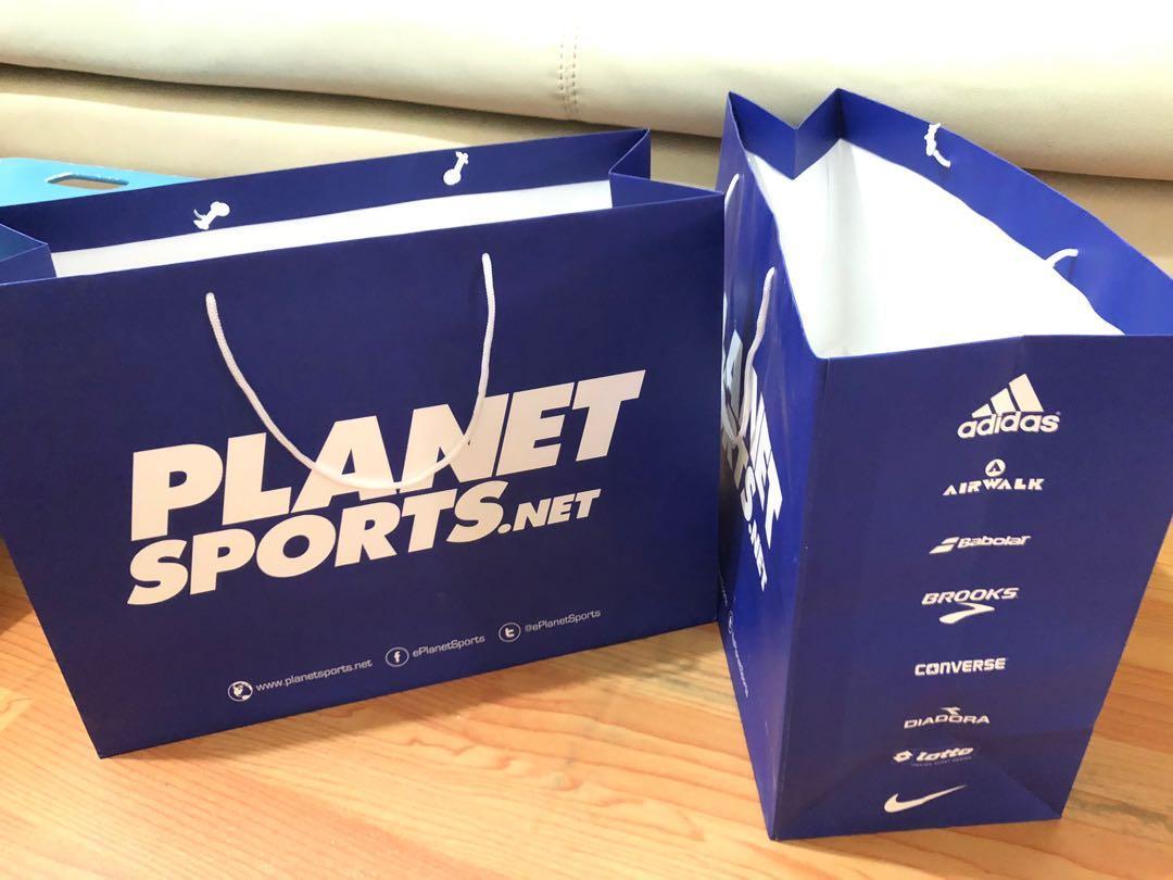 Paper Bag Planet Sports / Paperbag Planet Sports Size L