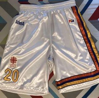 PBA Memorabilia - Game Worn Basketball Shorts Jared Dillinger