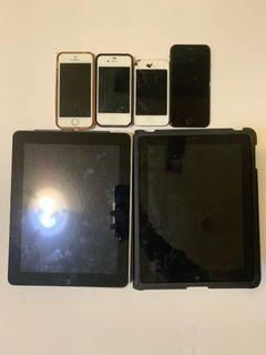 Phones & Tablets for sale! Apple & Android