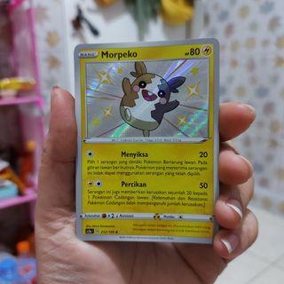 Pokemon Card set 7 A - MORPEKO