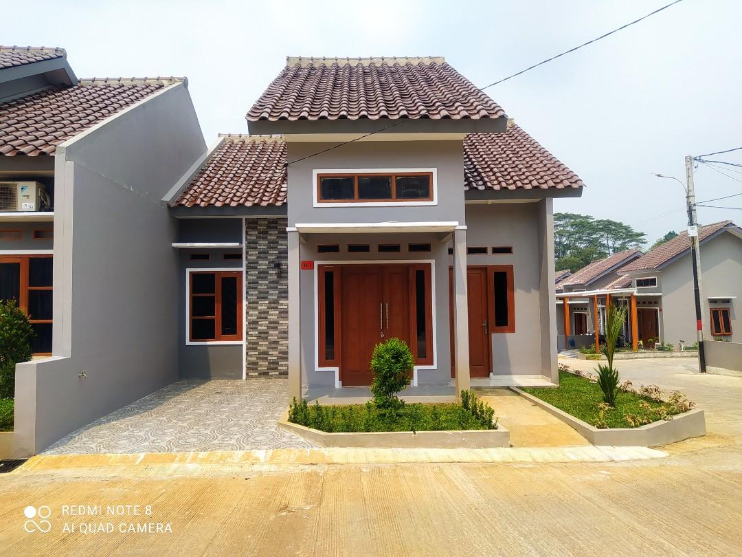 Rumah minimalis modern ! Puri Hasanah 6 kota Depok