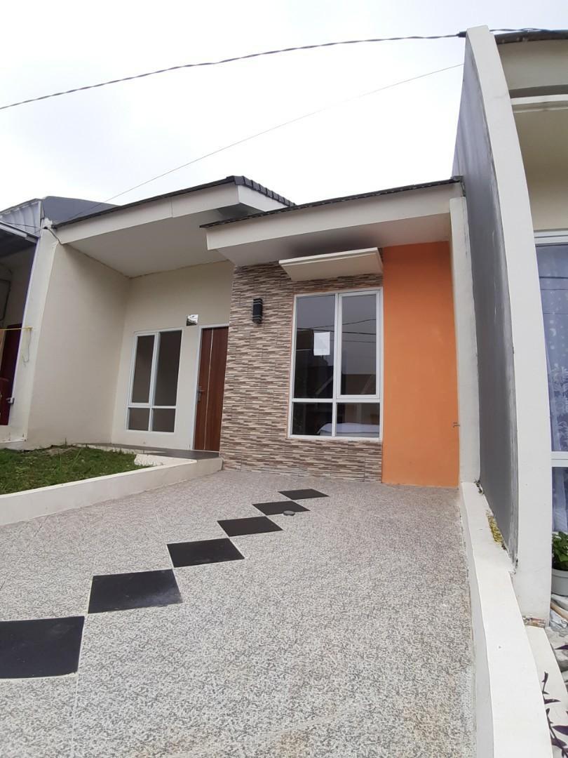 Rumah SHM DP Ringan Lokasi Strategis dekat Tol Cimanggis