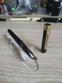 Sheaffer Targa Fountain Pen (bent nib)