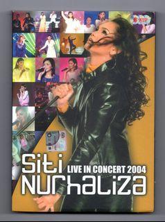 SITI NURHALIZA - LIVE IN CONCERT 2004