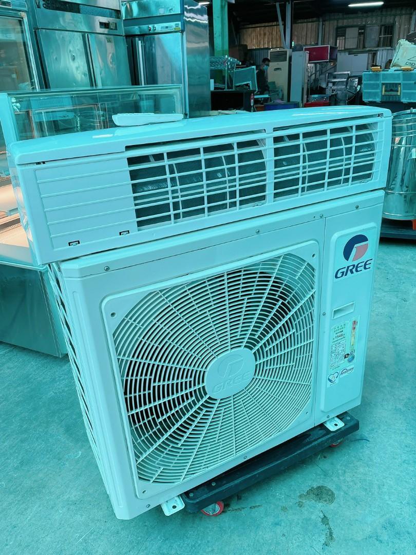 格力1.8噸變頻分離式冷氣 室內機控制風向馬達故障 不影響使用 🏳️🌈萬能中古倉🏳️🌈