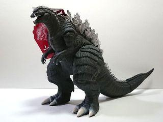 【🇯🇵免本地運費】日本直送 原裝進口 日版 哥斯拉 Godzilla 電影怪獸系列 玩具 模型 Toy Figure 哥斯拉 奇異點
