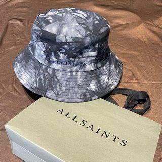 Allsaints漁夫帽 雙面帽子 登山帽