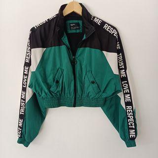 Bershka Crop Jacket