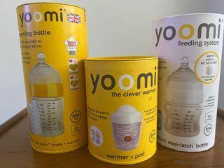BNIP Yoomi Bottles