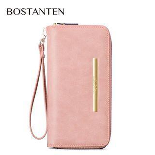 NEW Bostanten Dompet Panjang Pink