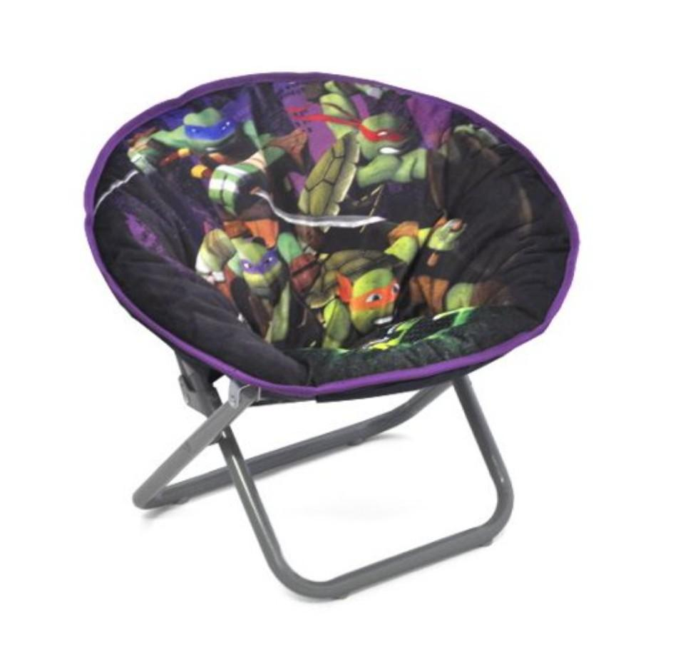 Brand New Teenage Mutant Ninja Turtles Toddler Chair