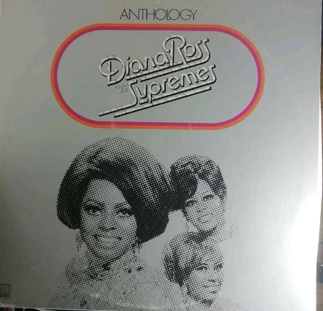 Diana Ross and The Supremes on Vinyl