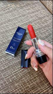 ❄️全新 Dior唇膏 999 啞光