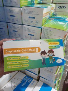 Disposable Child Mask