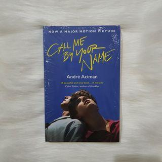 (English) Call Me by Your Name by Andre Aciman