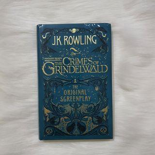 (English Hardcover) The Crimes of Grindelwald by J. K. Rowling