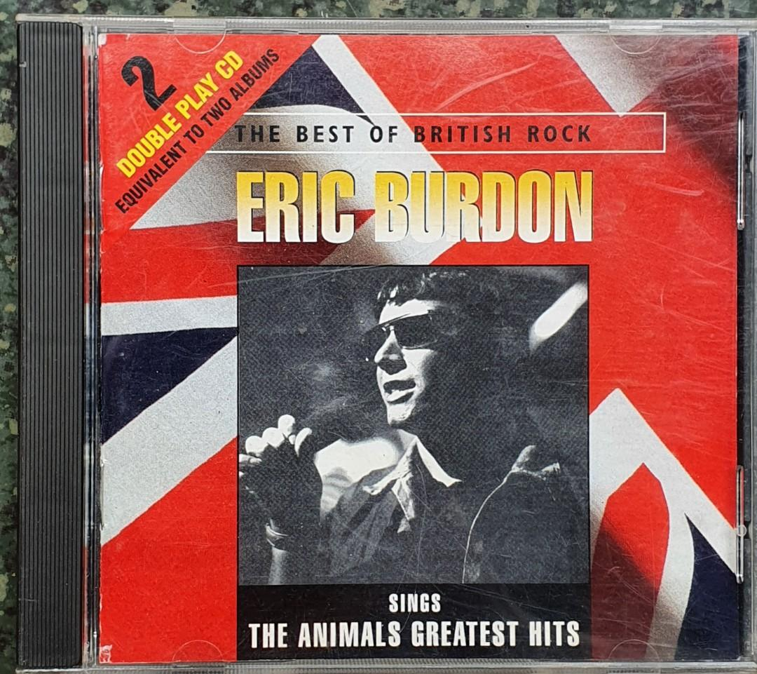 Eric Burdon - sings the Animals greatest hits