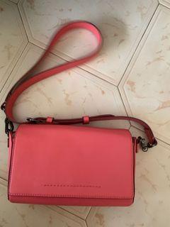 Esprit pink sling bag (LV,Chanel,dior)